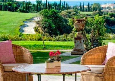 Opiniones desde Villa Padierna